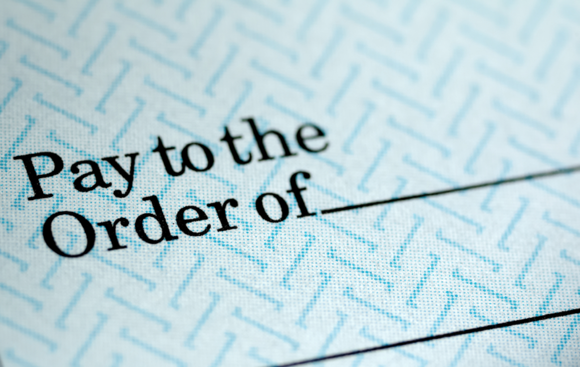 Guidance Issued Relating to Uncashed Checks