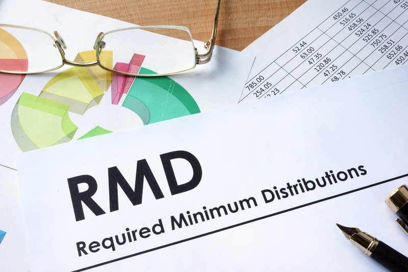 What Did You Do with Your RMD?